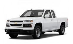 Colorado Extended Cab '04-