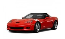 Corvette Grand Sport Coupe '09-