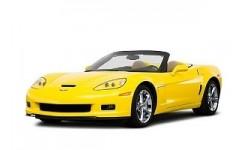 Corvette Grand Sport Convertible '09-