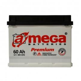 A-MEGA 6СТ-60Ah R+ 600A