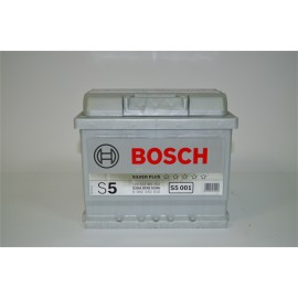 Bosсh S5 52Ah R+ 520A