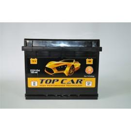 TOP CAR 6СТ-60Ah L+ 510A