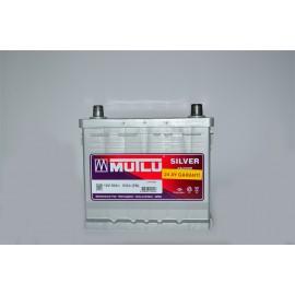 Mutlu (Turkey) Mega Calcium 55Ah JR+ 500A