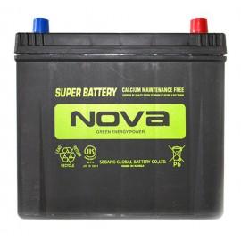 Nova 75D23L 65Ah JR+ 580A