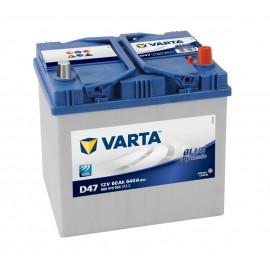 Varta Blue Dynamic 6СТ-60Ah JR+ 540A