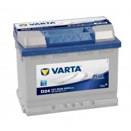 Varta Blue Dynamic 6СТ-60Ah R+ 540A