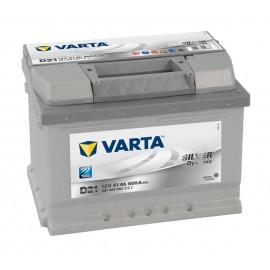 Varta Silver Dynamic 6СТ-61Ah R+ 600A