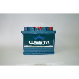 WESTA 6СТ-45Ah L+ 390A