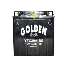 Golden YTX7L-BS 6Ah 50A