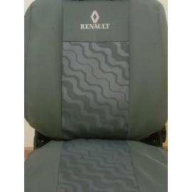 Чехлы на сиденья АВ-Текс - Renault Duster `10-
