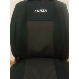 Чехлы на сиденья АВ-Текс - ZAZ Forza