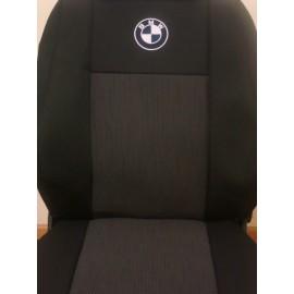 Чехлы на сиденья Elegant - BMW 3 Series (E46) цельн. c 1998-2006 г