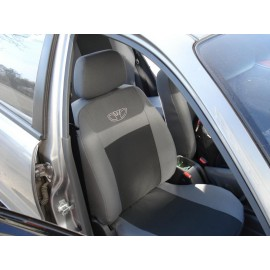 Чехлы на сиденья Elegant - Daewoo Matiz с 2000 г