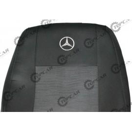 Чехлы на сиденья Elegant - Mercedes Sprinter (1+2) с 2006 г