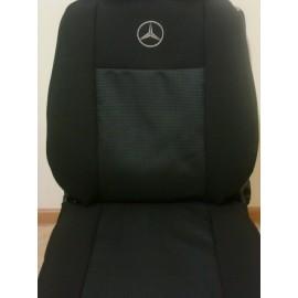 Чехлы на сиденья Elegant - Mercedes W203 С-класс с 2000-2007 г