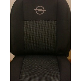 Чехлы на сиденья Elegant - Opel Movano (1+2) с 1998-10 г