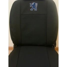 Чехлы на сиденья Elegant - Peugeot 107 Hatch 3d с 2005-12 г