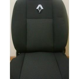 Чехлы на сиденья Elegant - Renault Master (1+2) с 1997-10 г