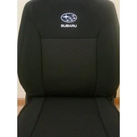 Чехлы на сиденья Elegant - Subaru Legacy c 2009 г