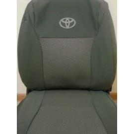 Чехлы на сиденья Elegant - Toyota Hiace Van (1+2) с 1996-2006 г