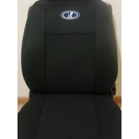 Чехлы на сиденья Elegant - ВАЗ Lada Granta 2190 c 2011 г