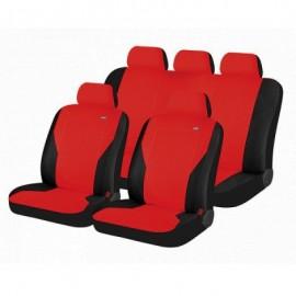 Авточехлы Hadar Rosen  -- Pass красный/черный