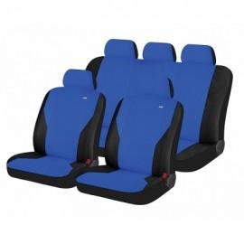 Авточехлы Hadar Rosen  -- Pass синий/черный