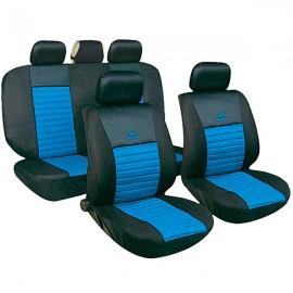 Авточехлы Milex - Tango AG-24016/3 (комплект) светло-синий