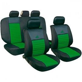 Авточехлы Milex - Tango AG-24016/33 (комплект) зеленый