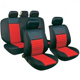 Авточехлы Milex - Tango AG-24016/7 (комплект) красный