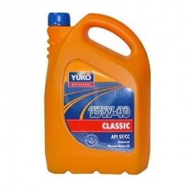 Масло Yuko Classic 15W-40 4л