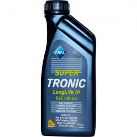 Масло Aral Super Tronic Longlife III SAE 5W-30 1л