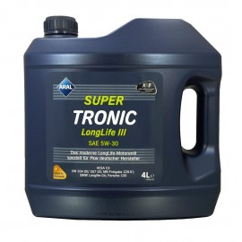 Масло Aral Super Tronic Longlife III SAE 5W-30 4л