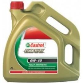 Масло Castrol EDGE 0W-40 4л