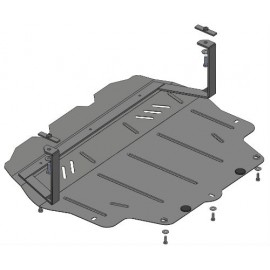 Защита двигателя - Volkswagen Passat-B6 `05-10
