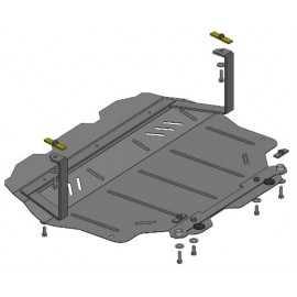 Защита двигателя - Seat Leon `05-