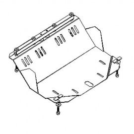 Защита двигателя - ВАЗ 2104