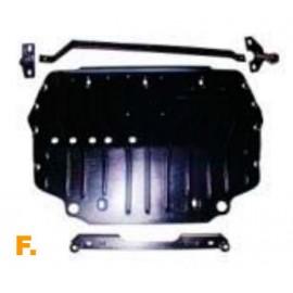 Защита двигателя Полигон - Seat Altea/Toledo/Leon `05- (F)