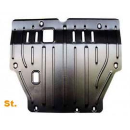 Защита двигателя Полигон - Honda Pilot АКПП `11- (St)