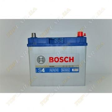 Аккумулятор Bosсh S4 6СТ-60Ah JR+ 540A