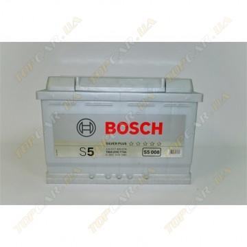 Аккумулятор Bosсh S5 6CT-61Ah R+ 600A