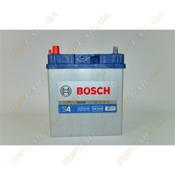 Аккумулятор Bosсh S4 6СТ-40Ah JL+ 330A