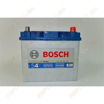 Аккумулятор Bosсh S4 6CT-60Ah JL+ 540A
