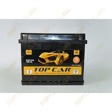 Аккумулятор TOP CAR 6СТ-62Ah L+ 530A