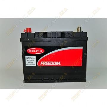 Аккумулятор DELPHI 6СТ-35Ah JL+ 300A