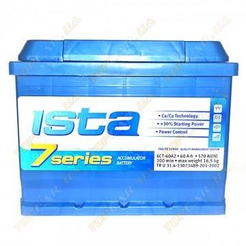 Аккумулятор ISTA A2 (7 SERIES) 56Ah L+ 540A