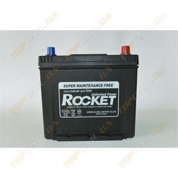 Аккумулятор Rocket 75D23L 65Ah JL+ 580A