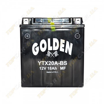 Аккумулятор Golden YTX9-BS Ters 8Ah 80A