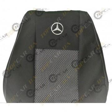 Чехлы на сиденья Elegant - Mercedes Atego (1+1) с 2005 г