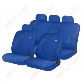 Авточехлы Hadar Rosen -- Solid синий
